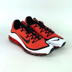 Nike Air Max More 'Habanero Red'